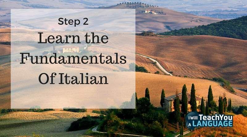 Italian fundamentals