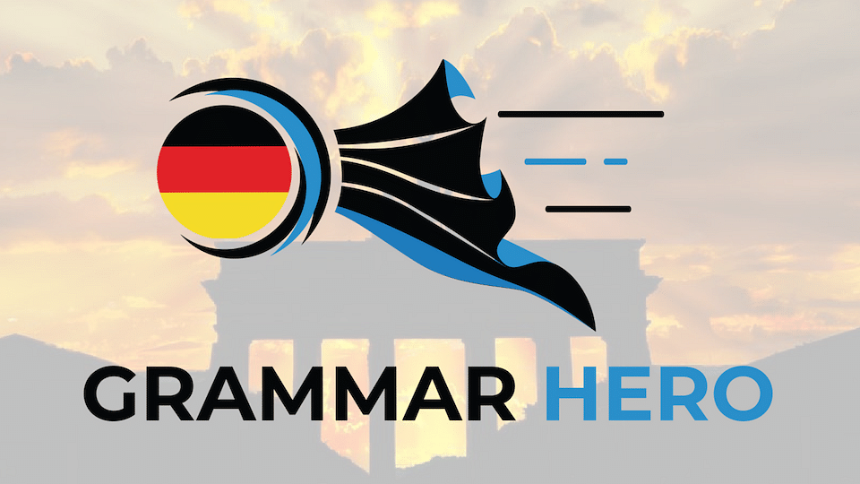 German Grammar Hero