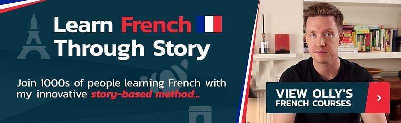 learn french through story