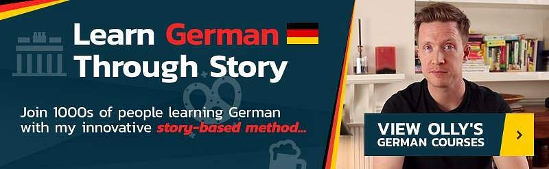 learn german through story